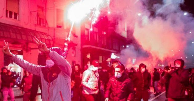 proteste covid