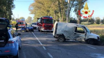 Sabaudia incidente mortale
