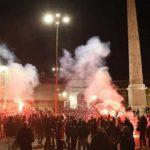 proteste roma dpcm