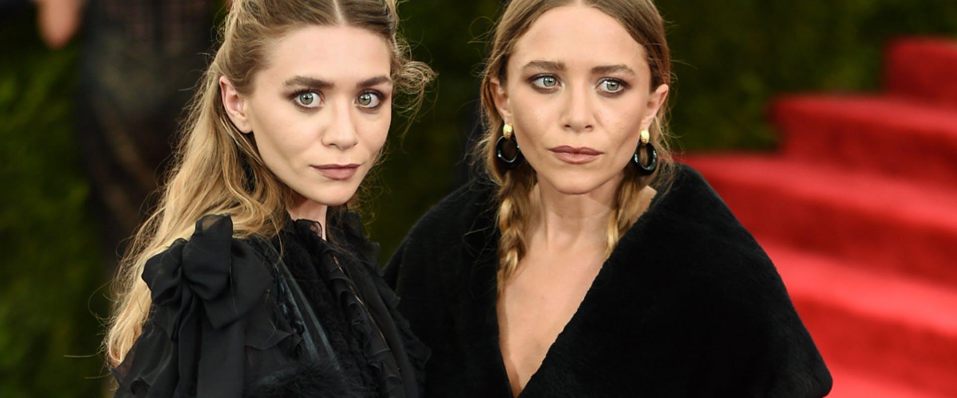 Mary Kate e Ashely Olsen