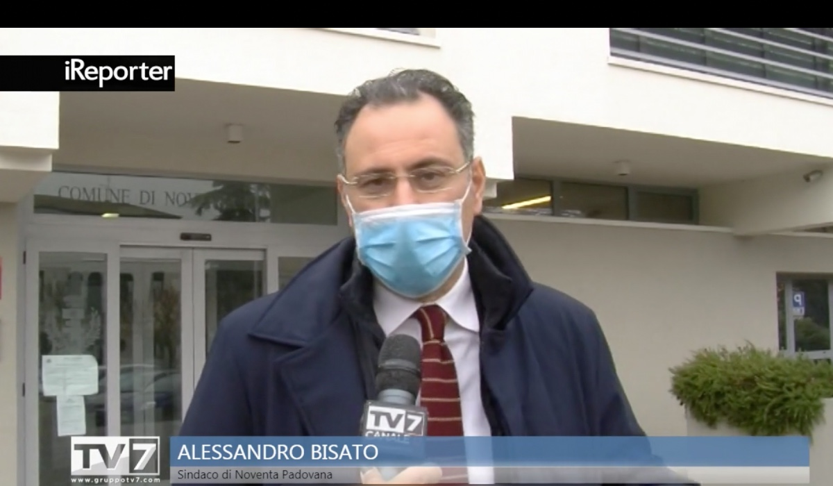 Alessandro Bisato, Sindaco di Noventa Padovana