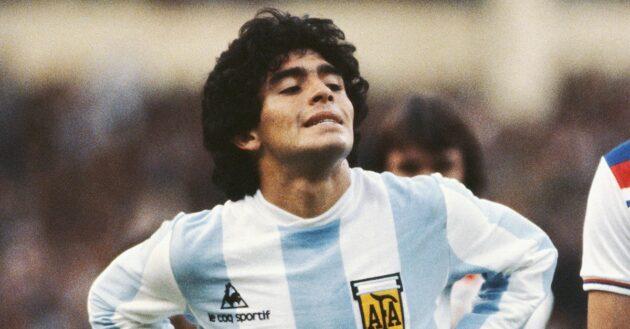 Maradona Gianni Minà