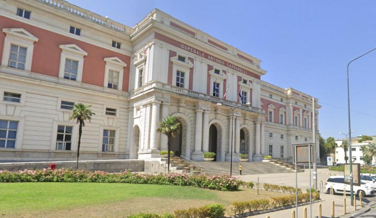 Ospedale Cardarelli Napoli
