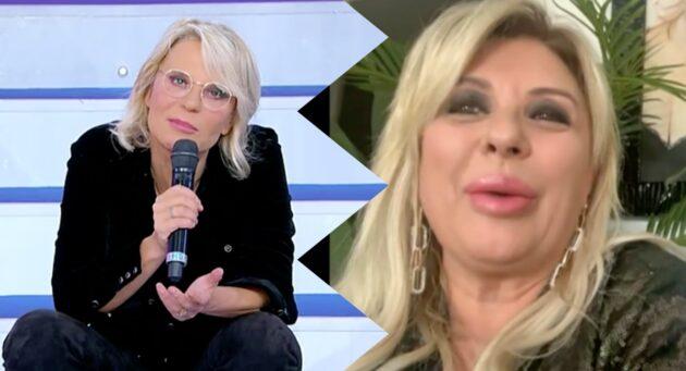 Tina Cipollari ha il covid