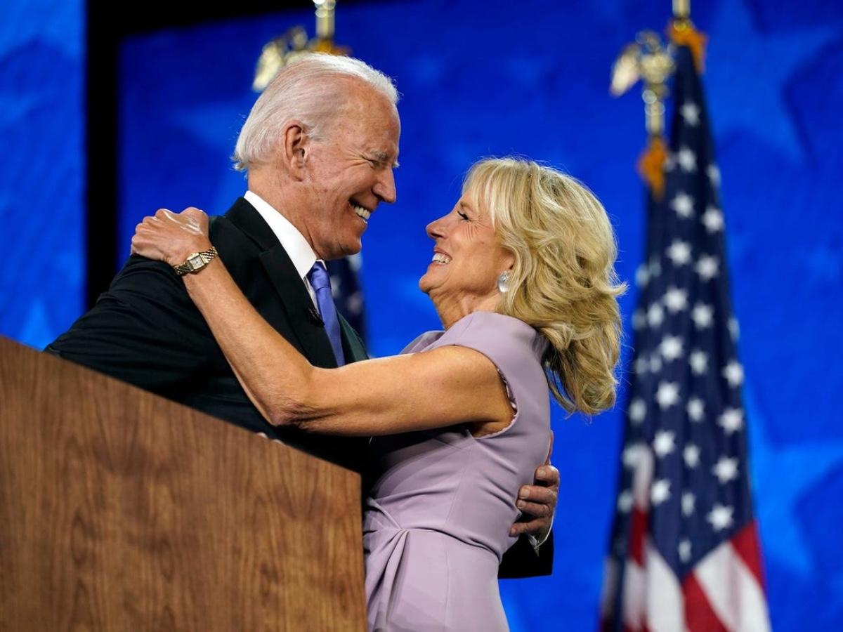 Joe Biden e Jill Biden