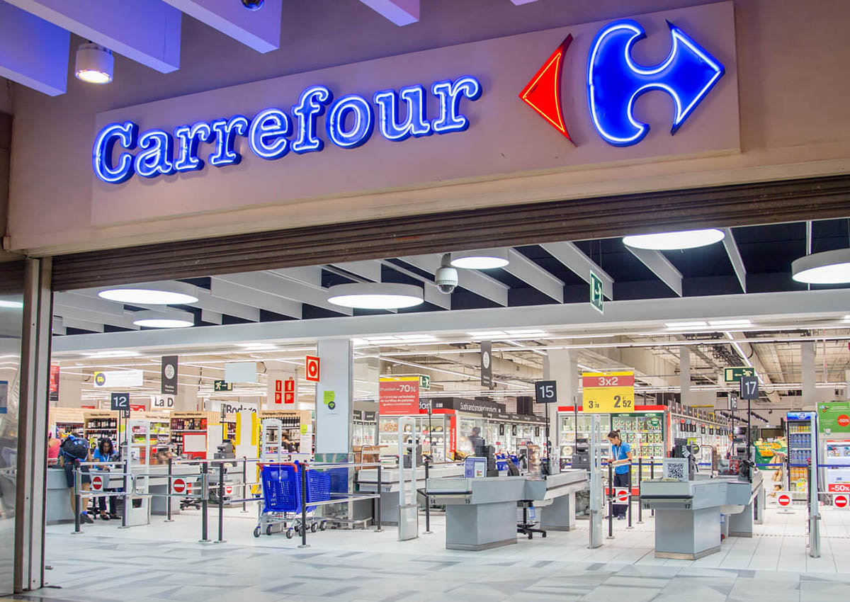 Carrefour Milano