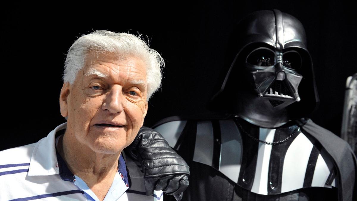 Dave Prowse muore a 85 anni: addio al Darth Vader di Star Wars