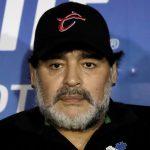 Diego Armando Maradona ospedale
