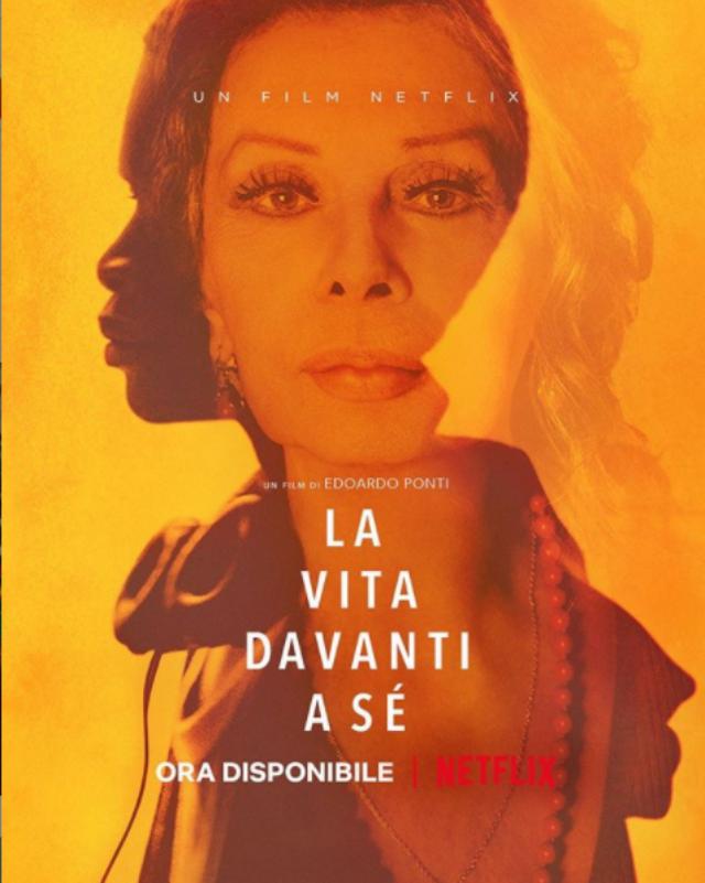Sofia Loren Netflix La vita davanti a sè