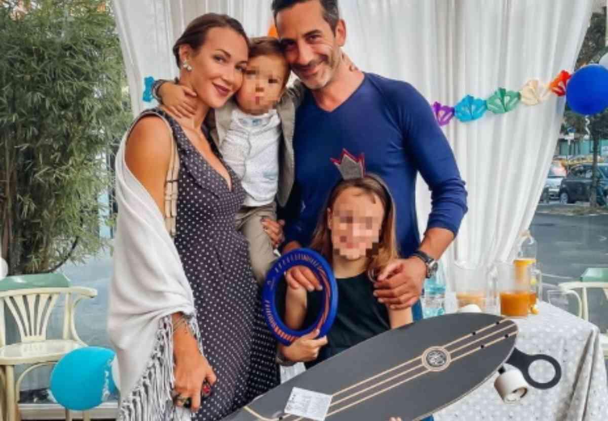 Matteo Viviani Famiglia