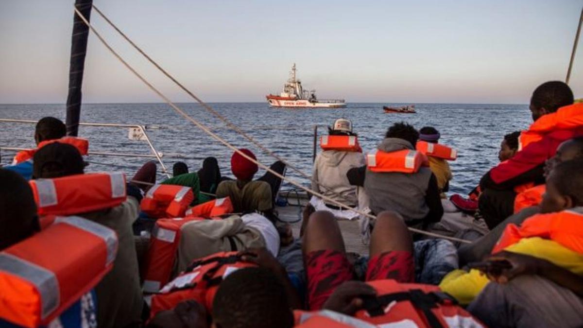 sbarchi migranti lampedusa