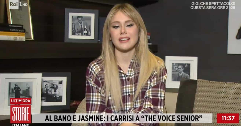 jasmine carrisi the voice