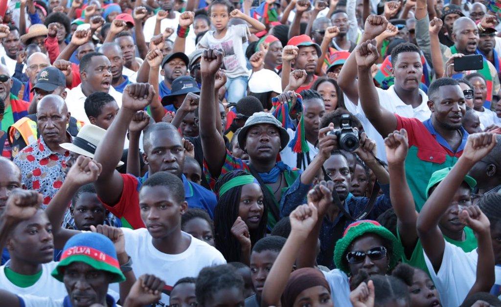 Namibia elezioni
