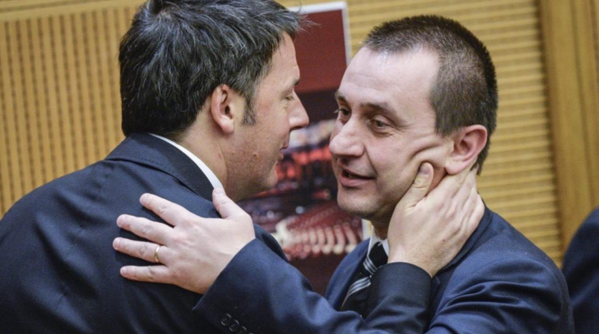 Governo Conte news Ettore Rosato Italia Viva