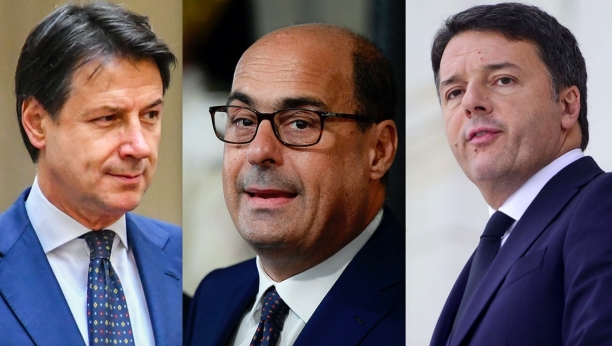 Governo Conte news recovery fund