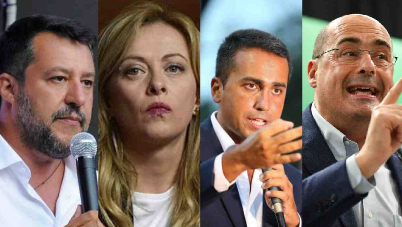 Sondaggi politici oggi 14 dicembre
