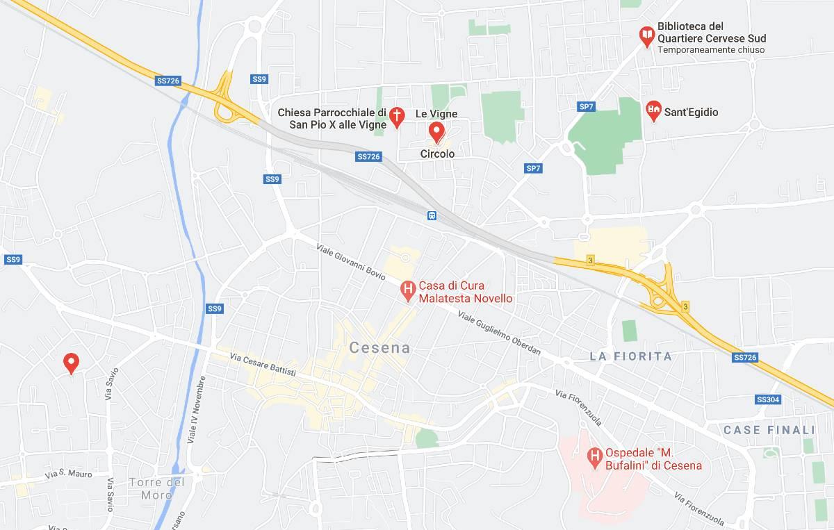 Omicidio a Cesena
