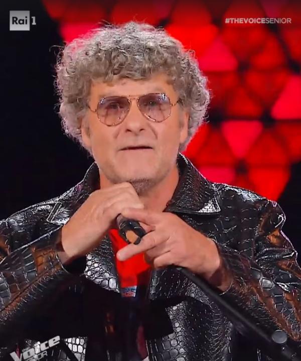 Pietrosauro The Voice Senior
