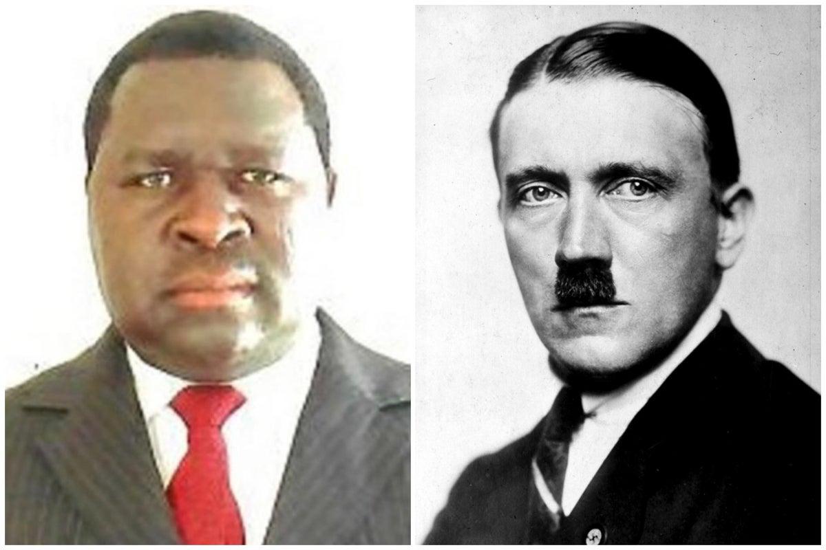 Namibia Adolf Hitler