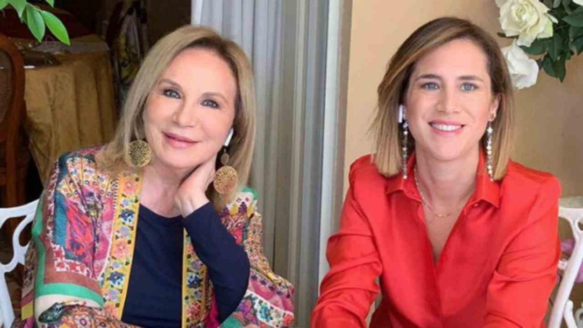 Rosanna Lambertucci e Angelica