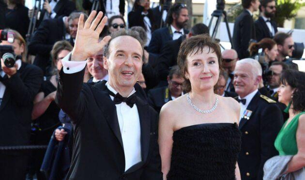 Roberto benigni e Nicoletta Braschi