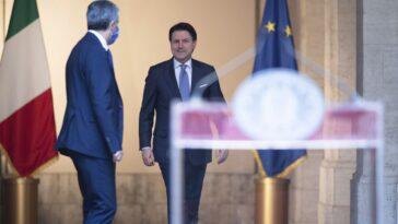 conte Forza Italia mes