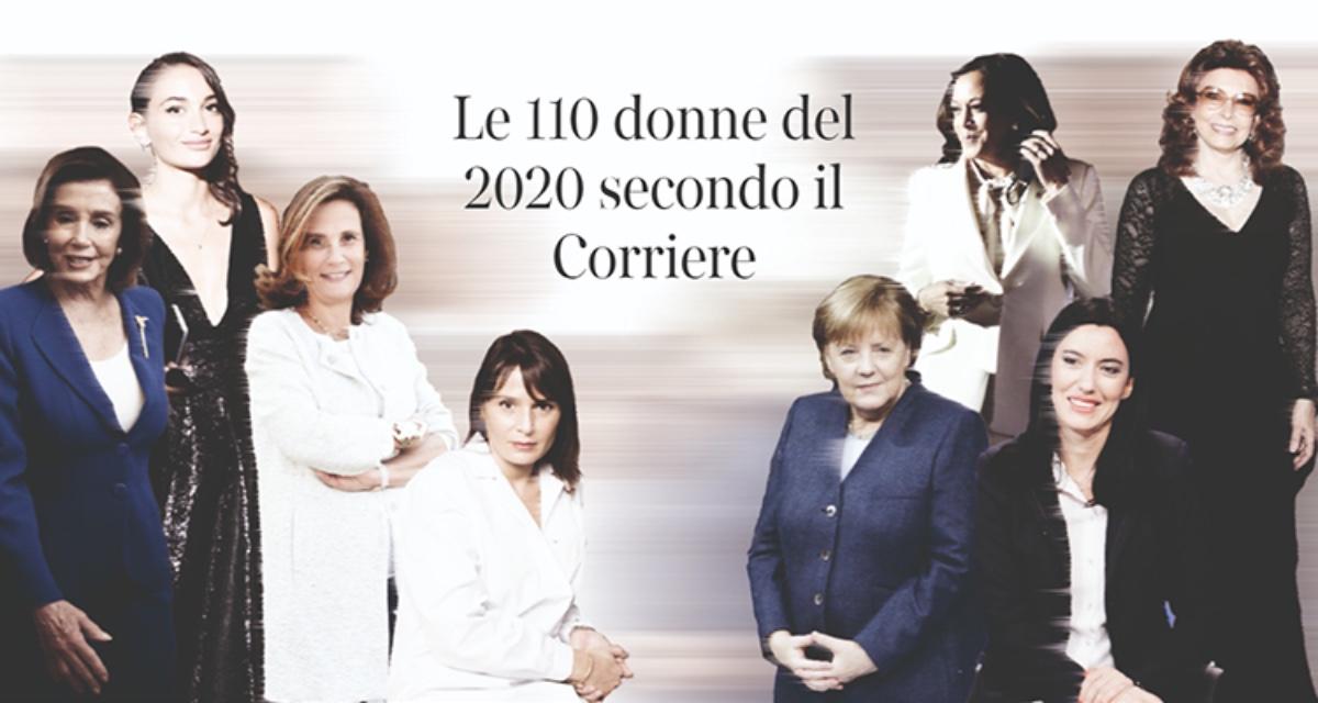 110 donne più importanti del 2020