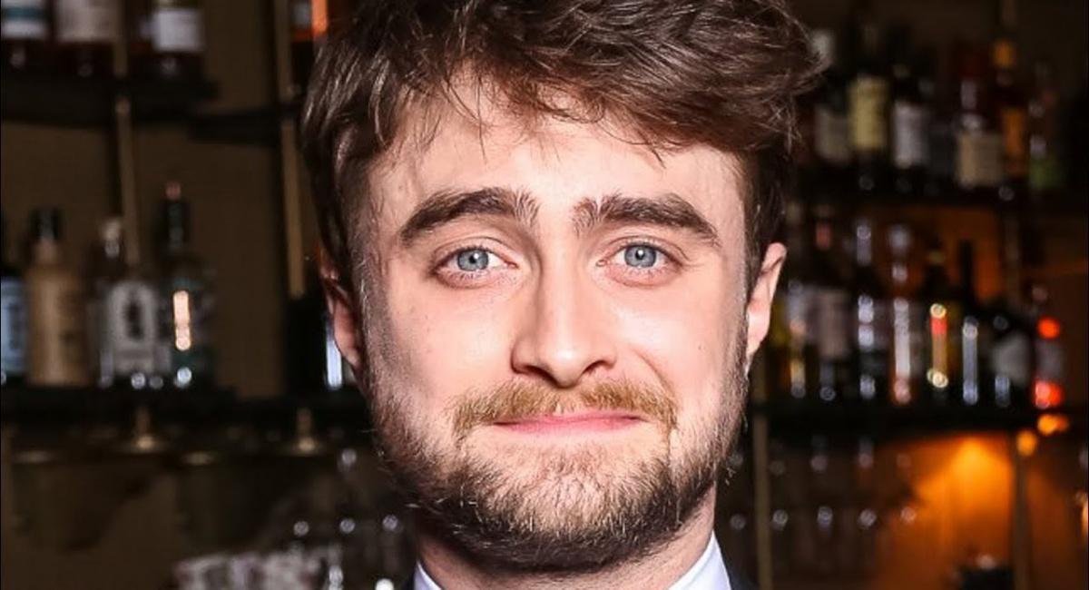 Harry Potter bacio