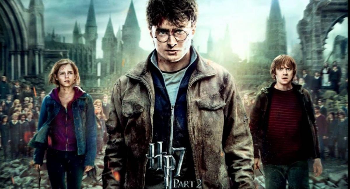 Harry Potter e i doni della morte II stasera