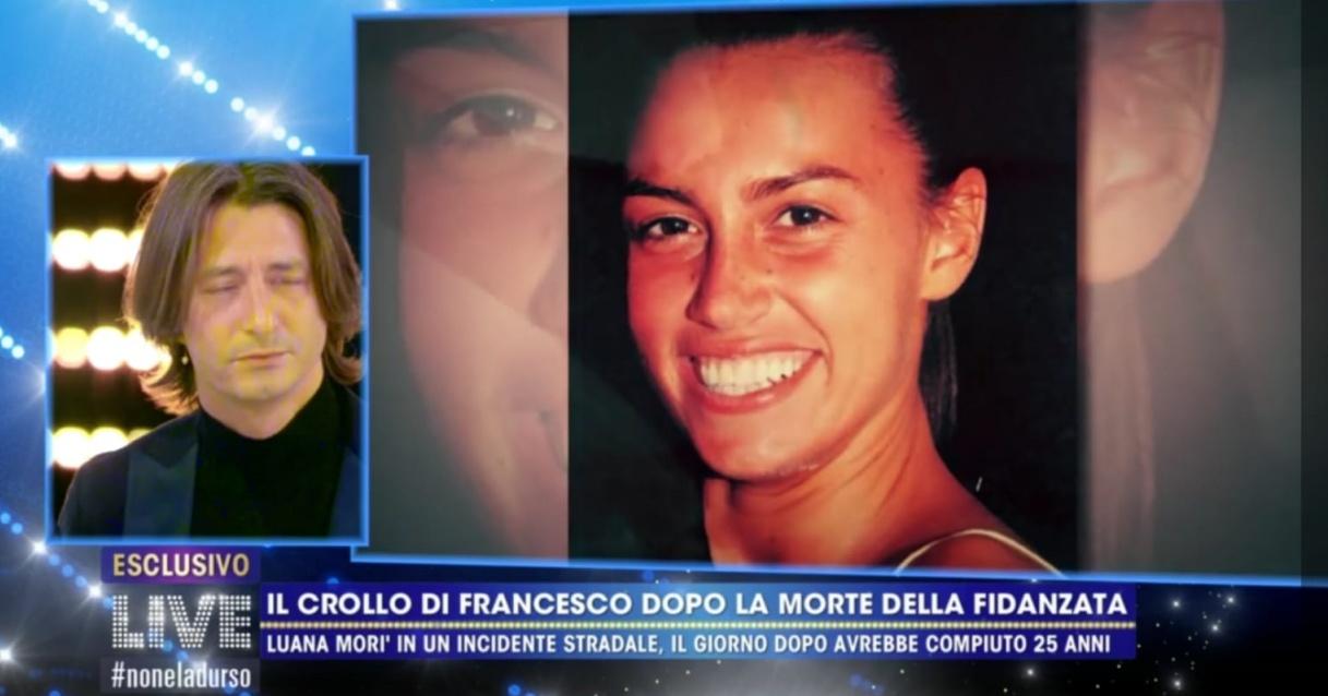 Live non è la D'Urso Francesco Oppini