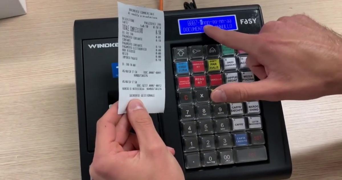 Lotteria degli scontrini, da oggi il via alle registrazioni: ecco come funziona