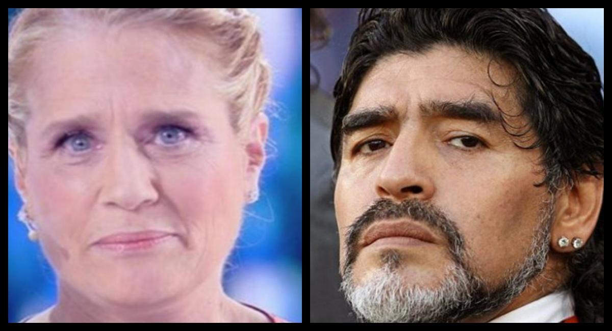 Heather Parisi Maradona
