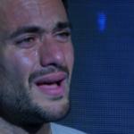 GFVip 5 Pierpaolo Pretelli lacrime