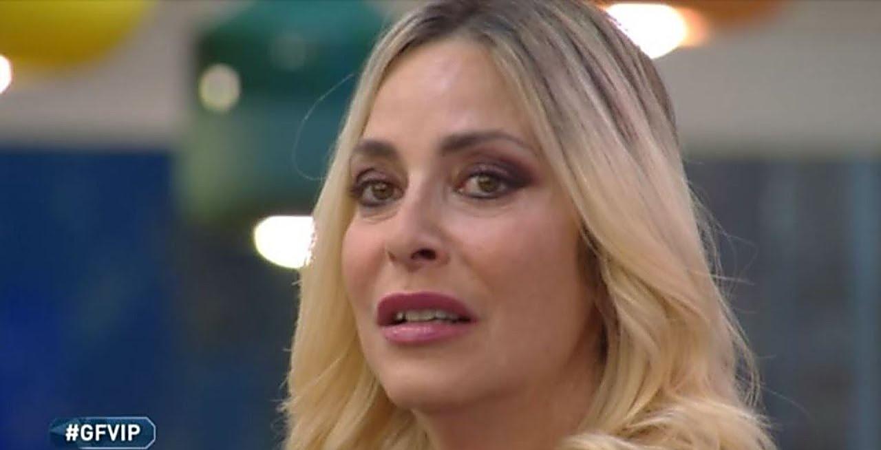 GF Vip Patrizia De Blanck attacca Stefania Orlando