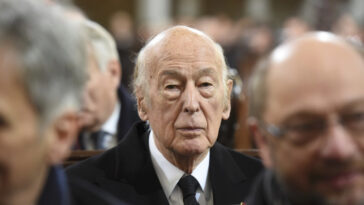 Valery Giscard D'Estaing