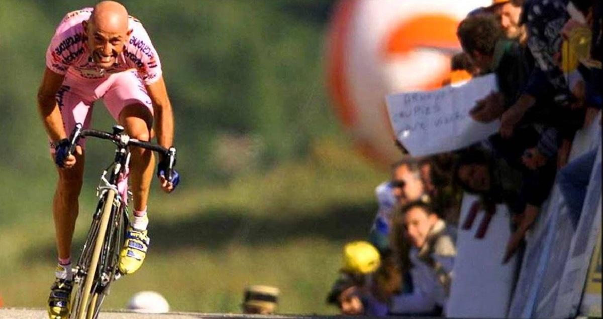 Marco Pantani morte