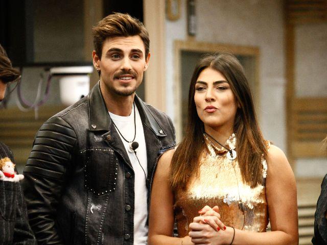 Francesco Monte e Giulia Salemi gf