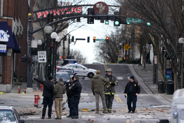 Nashville bomba