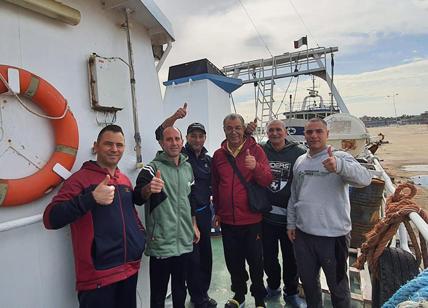 Pescatori Libia sequestrati