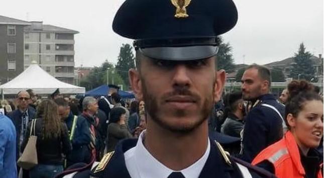 poliziotto trovato morto
