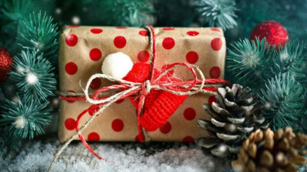 riciclare regalo