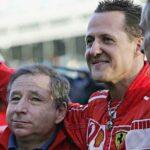 Michael Schumacher come sta