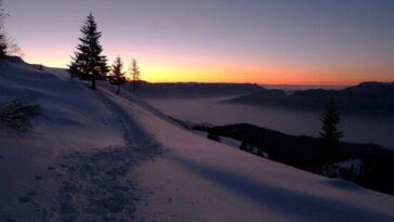 Solstizio d'inverno oggi 21 dicembre