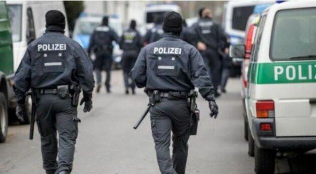 sparatoria Berlino