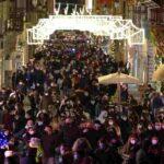 Italia zona rossa Natale