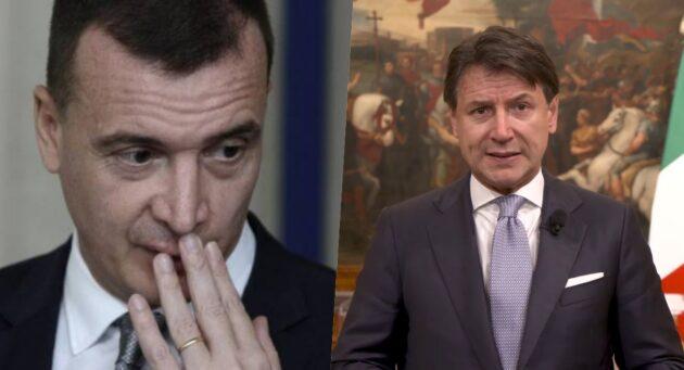 Rocco Casalino licenziato da Conte: l'indiscrezione da Palazzo Chigi che scotta