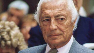 Gianni Agnelli morte