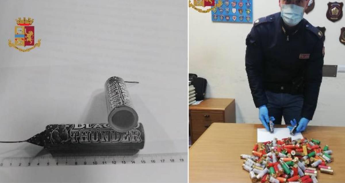 Messina, bimbo di 10 anni perde la mano per una bomba carta: arrestato 18enne