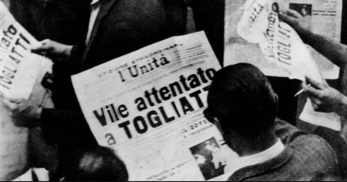 centenario pci attentato togliatti