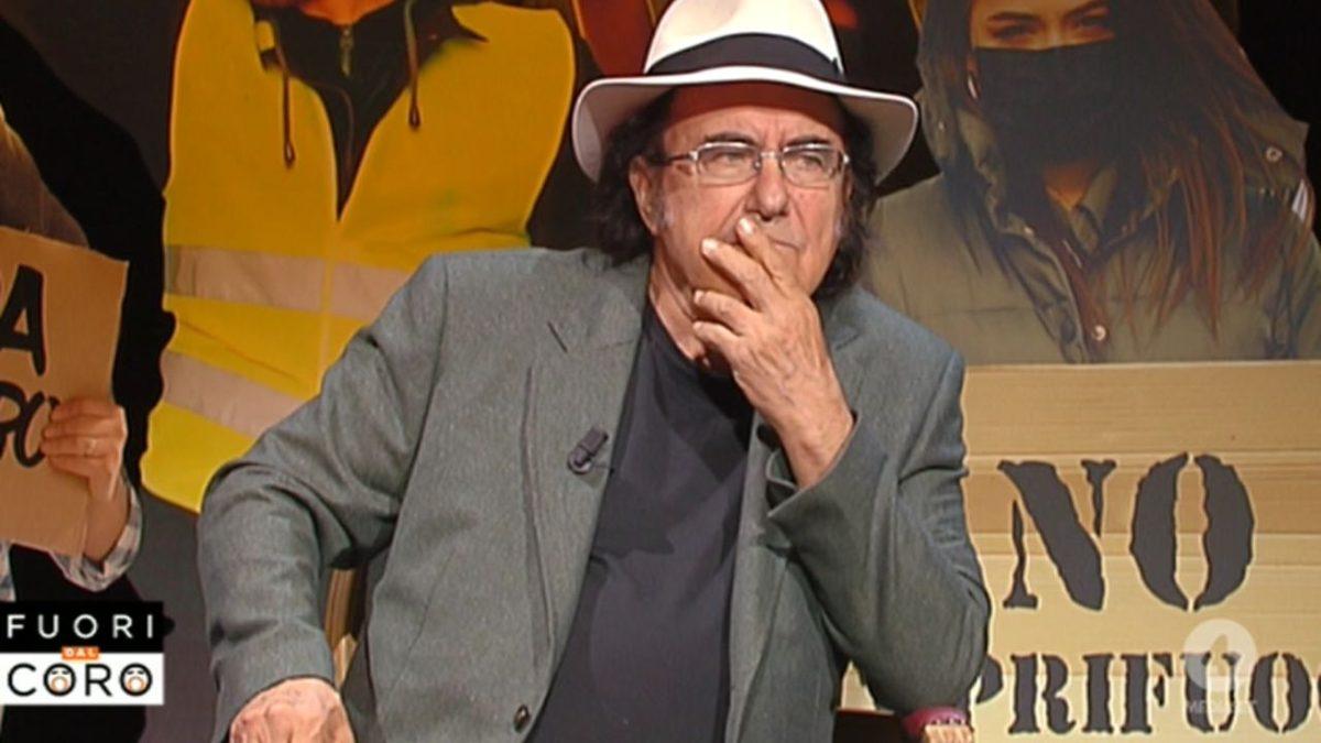 Albano Carrisi Covid,